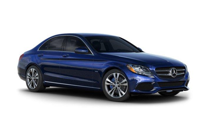 2018 Mercedes C350e Plug In Hybrid Sedan Monthly Lease Deals